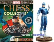 Marvel Chess Collection #28 Bullseye Eaglemoss Publications